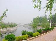 滨河道路项目企业形象