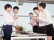 中国平安金融集团中原路分部企业形象