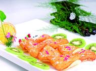 秘制蒜香银鳕鱼企业形象