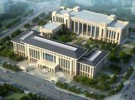 东区综合办公大楼企业形象