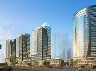雅宝·东方国际广场商业写字楼企业形象
