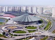 郑州国际会展中心工程(鲁班奖工程)企业形象