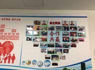 公司企业文化墙企业形象