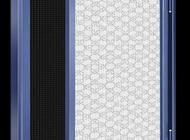 谷奇核孔膜防霾换气纱窗企业形象