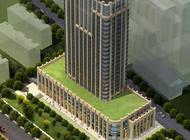 许昌连城大厦玻璃幕墙工程企业形象