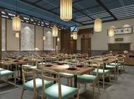 月盛斋餐厅装修设计企业形象