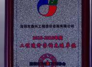 深圳市鼎兴工程造价咨询有限公司河南分公司企业形象