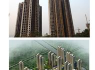 河南平顶山 常绿林溪谷工程企业形象