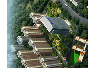 河南平顶山 凤凰小区工程企业形象