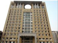 河南平顶山市疾病控制中心综合实验楼企业形象
