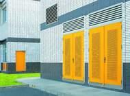 霍曼多用途门 - 多种选择空间企业形象