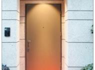 霍曼防火防盗门 - 给您带来双重保护企业形象