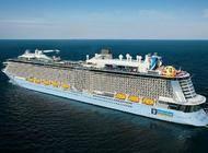美國皇家加勒比郵輪:海洋光譜號企業形象