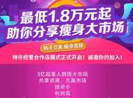 杨子艾美 最低1.8万元起,助你分享瘦身大市场企业形象