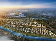 郑州市五龙口、花园口大型城改项目企业形象