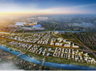 鄭州市五龍口、花園口大型城改項目企業形象